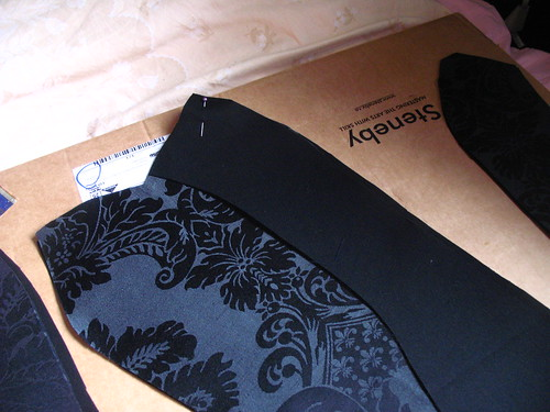 making a corset 9