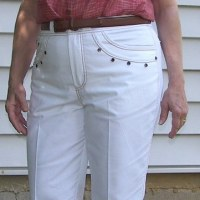 Vogue 1034 Sandra Betzina's New Jean Pattern