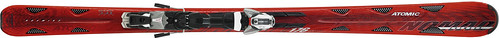 Atomic Nomad Crimson Skis 2009