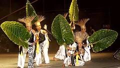 Leaf Dance/Borneo Cultural Festival