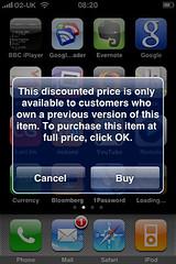 iPhone App Update Errors