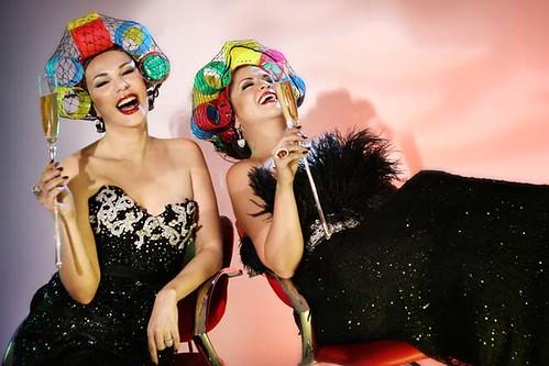 Tania y Milagros, Las Divas
