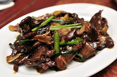 Black Pepper Beef Ginger