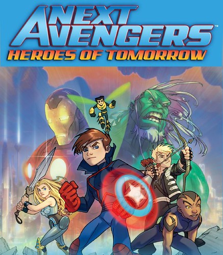 next avengers heroes of tomorrow por ti.