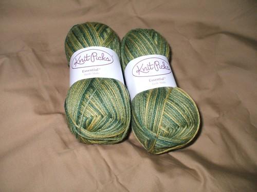 Essential Sock Yarn-- KnitPicks