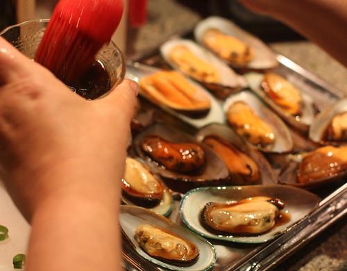 Fresh Wasabi Rhizome Meal by you.