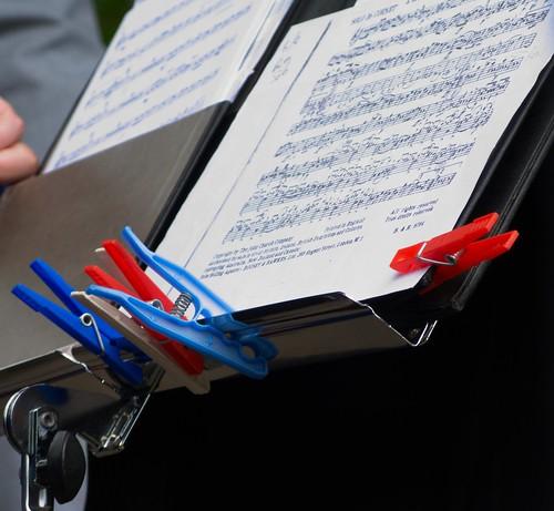 Tiverton Brass Band - Pegs