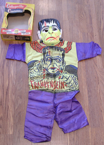 Ben Cooper Frank costume