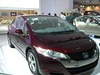 Honda FCX Clarity front
