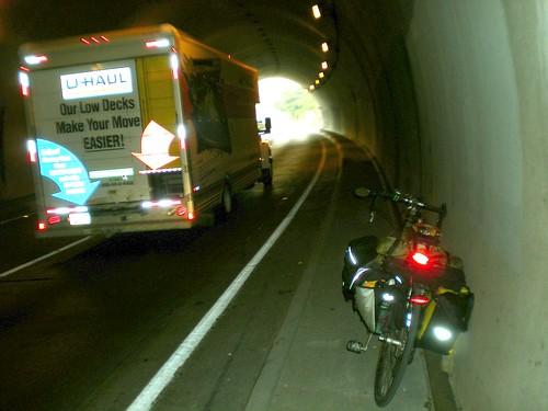 Gaviota Tunnel, California