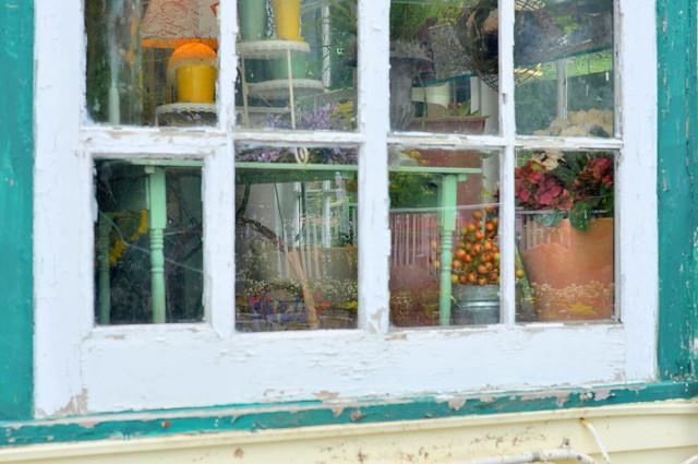 window ledge