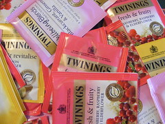 Colourful Teabags