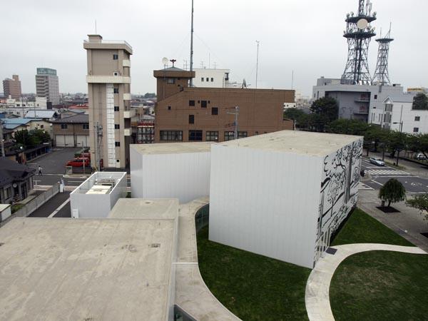 十和田市現代美術館 5