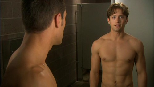 Brett Chukerman Shirtless