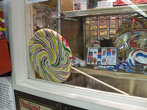 Giant Lollipop, Reading Terminal Market