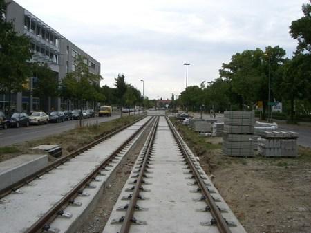 WISTA Tram