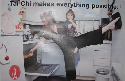 Thai Chi makes everything possible ?