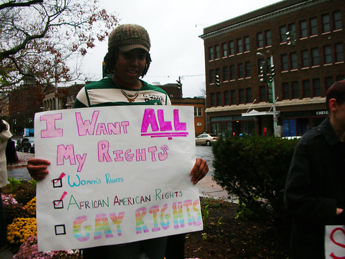 I Want ALL My Rights | Join The Impact 035 Hartford CT