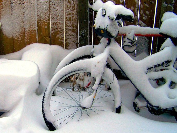 BikeSnow