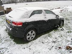 Snowy A3