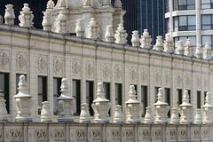 Wrigley Building Ornaments 1
