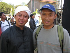 Opick and Fitri