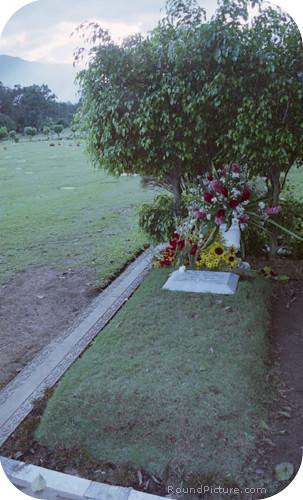 Colombia Medellin Pablo Escobar Grave