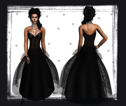 Poet Helena Dress