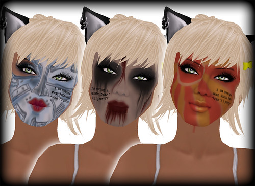 Halloween Skins... AGAIN
