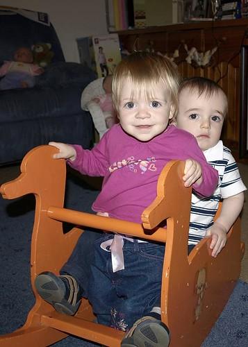 Tilly & Joel