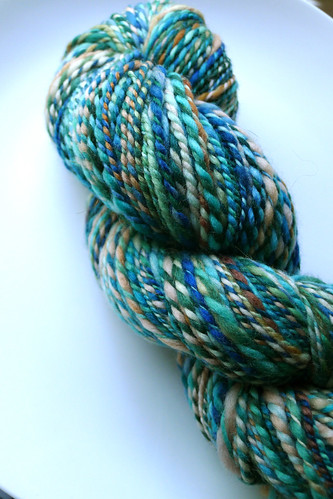 North Shore yarn