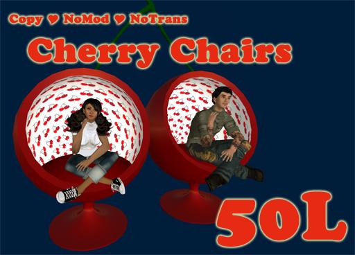cherry chairs