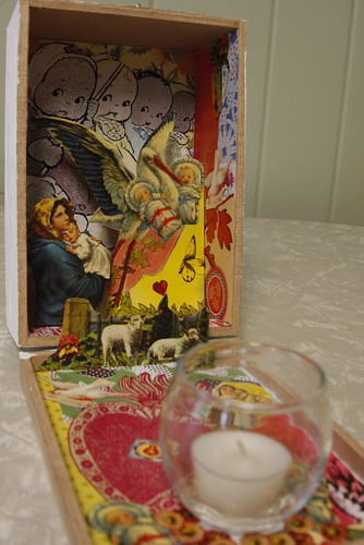 Sara's Completed Shrine