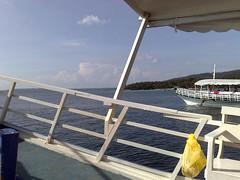 Davao's island-hopping boats