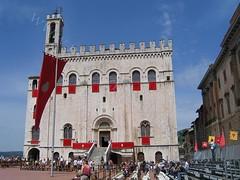 Piazza Grande di Gubbio