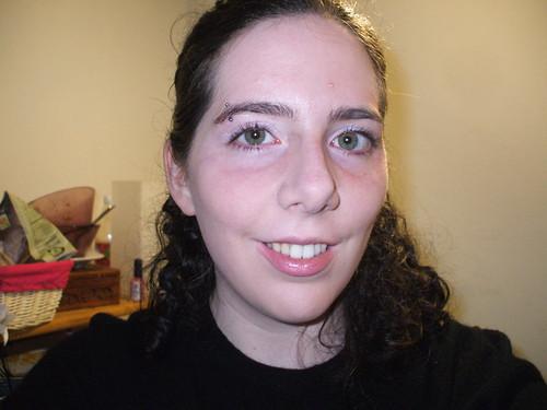 Eyebrow Ring, yay!