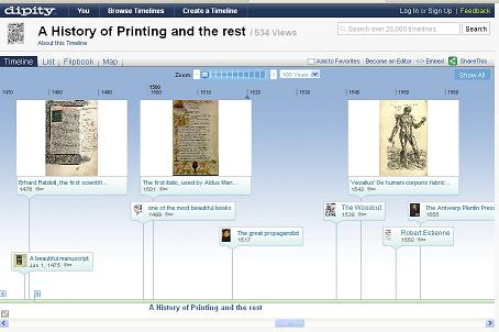 A History of Printing and the rest