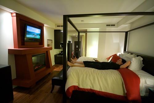 Hotellihuone Niagaralla
