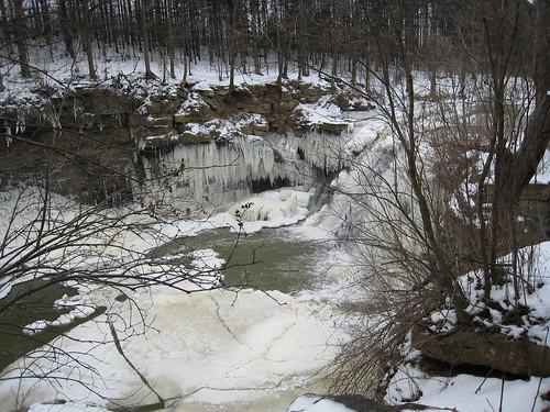 Upper Falls, Ball's Falls