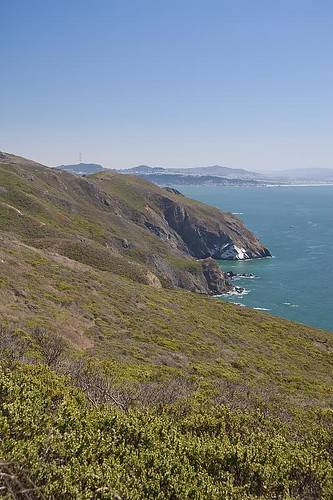 Marin Headlands by you.