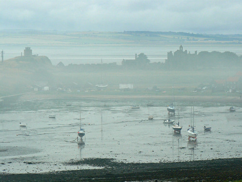 Misty Holy Island
