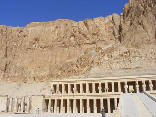 Hatshepsut's Temple - Luxor