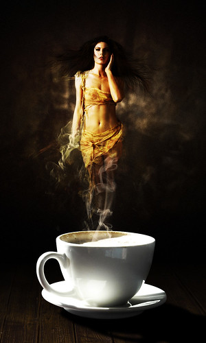 I'll cook the best coffe for you in everyday, happy