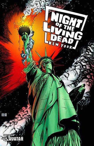 Night of the Living Dead: New York