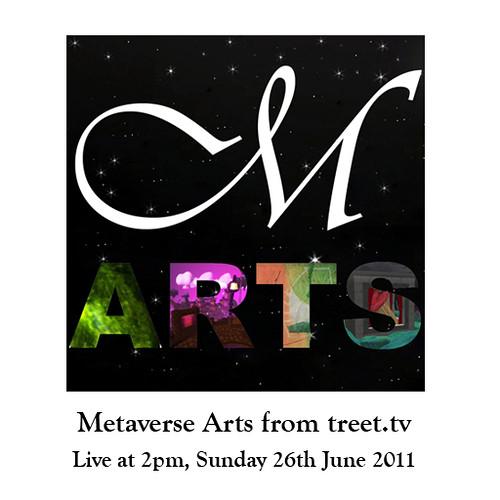 Metaverse Arts at SL8B
