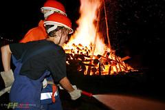 Sonenwendfeuer 2008
