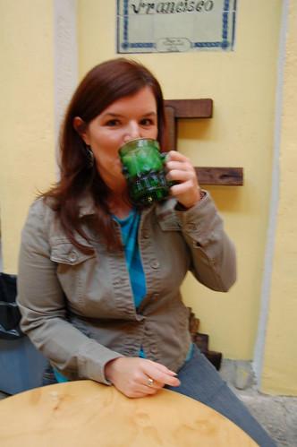 drink pulque