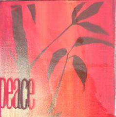 Peace IV (7x7)