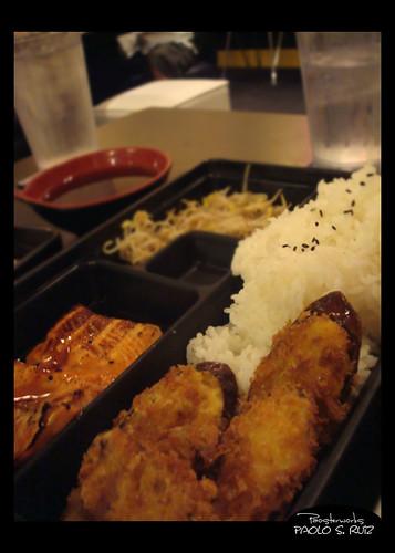 Bento Box C at Ebisu