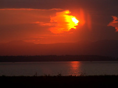 Leyte Gulf Sunrise